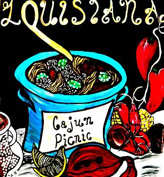 Cajun Picnic by Amy Carruth-Drum
