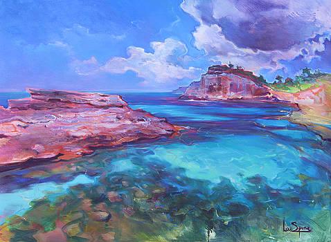 Cala de Mallorca by Martin Laspina