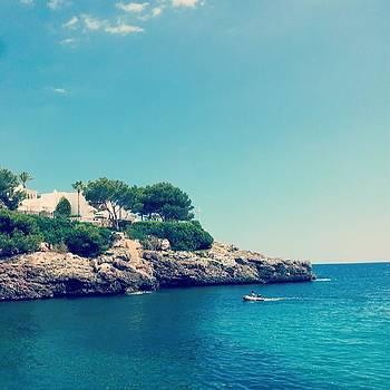 Cala Egros, Majorca. #island by Jennie Davies