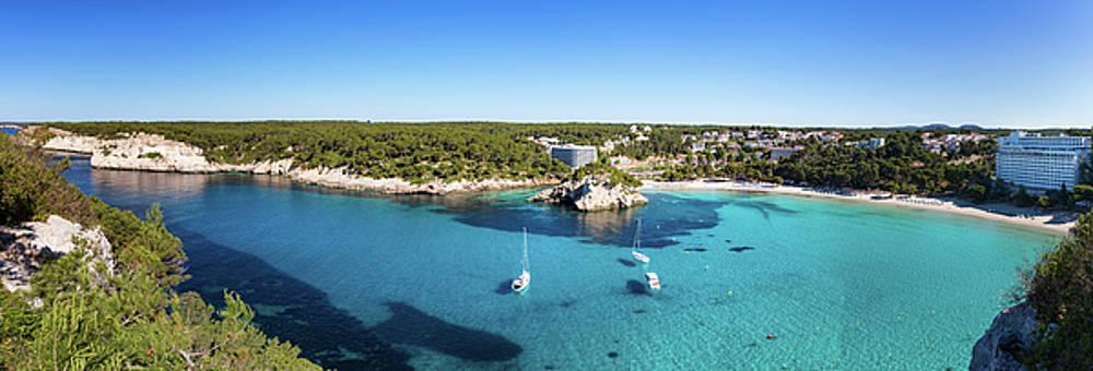 Cala Galdana, Menorca. by Scott Masterton