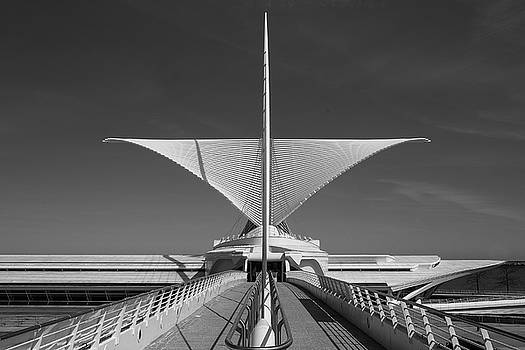Calatrava Symmetry by John Roach