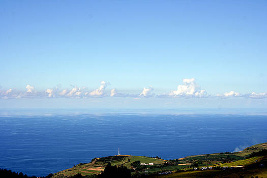 Calcos on Sao Miguel Azores by Arnaldo Raposo