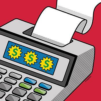 Ron Magnes - Printing Calculator