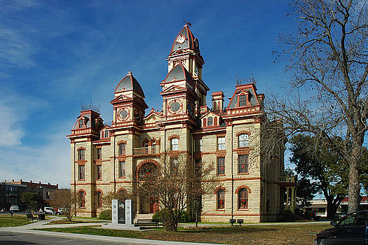 Robert Anschutz - Caldwell County Courthouse
