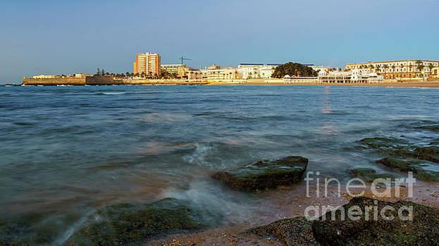 Caleta Beach and Spa Cadiz Spain by Pablo Avanzini
