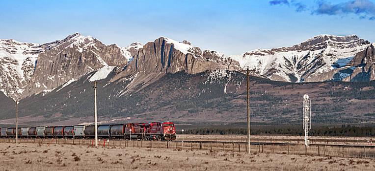 Calgary Bound by Guy Whiteley