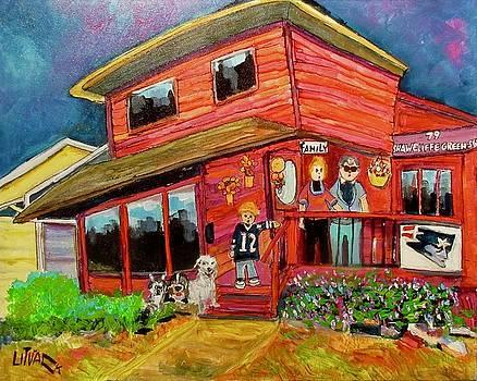 Calgary Family by Michael Litvack