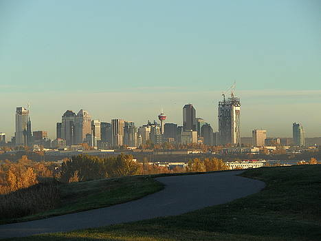 Calgary Rising by Mark Lehar