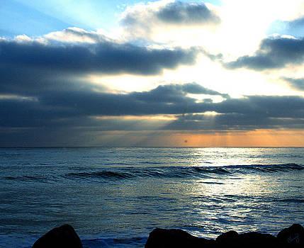 Cali Sunset by Chrissy Skeltis