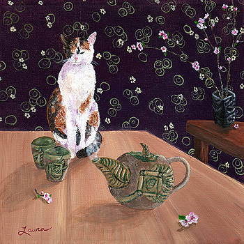 Laura Iverson - Calico Tea Meditation