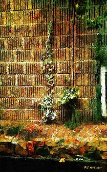 Calico Wall by RC deWinter