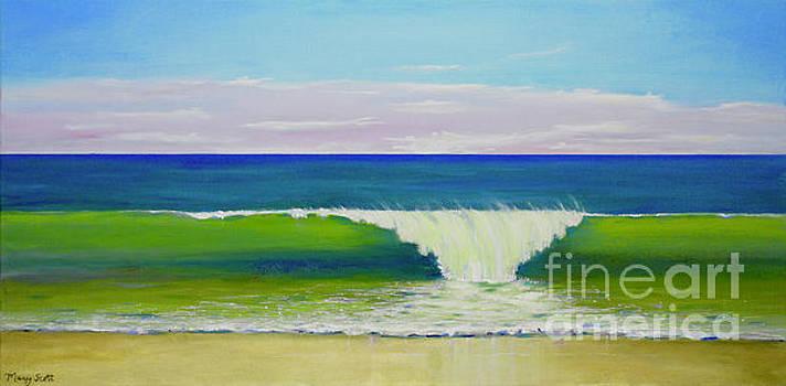 Califia Beach by Mary Scott