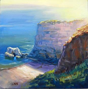 California Cliffs by Ningning Li