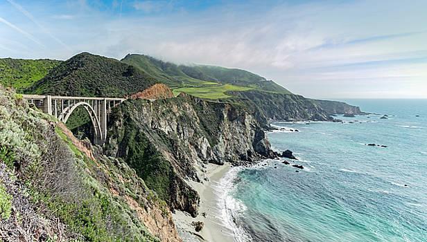 California Dreamin' by Lois Cunniff