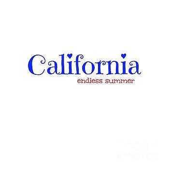 California Endless Summer by Leah McPhail