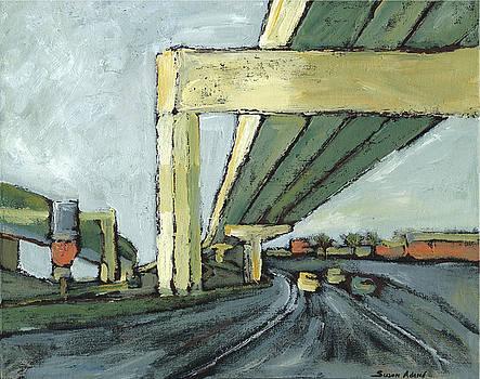 California Freeway by Susan Adame