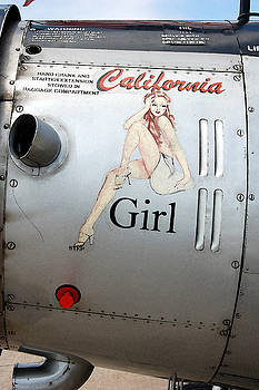 California Girl by Jame Hayes