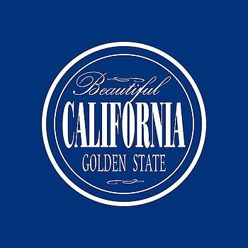 Art America Gallery Peter Potter - California Golden State Design
