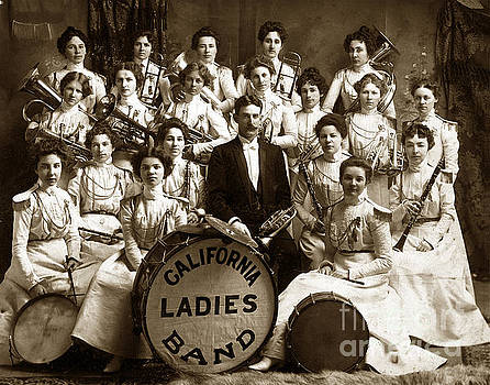 California Views Mr Pat Hathaway Archives - California Ladies Band Circa 1899