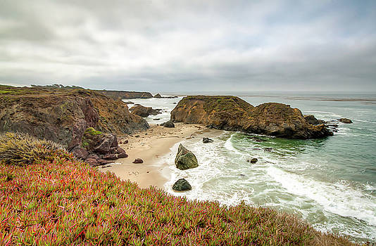 California Seascape by R Scott Duncan