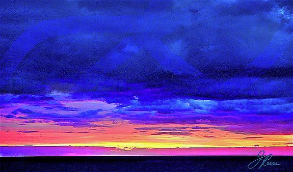 California Sunrise by Joan Reese