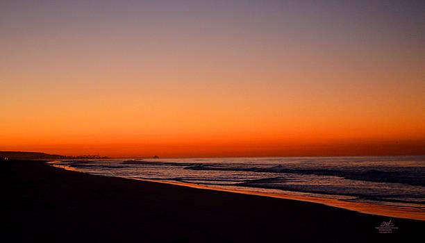 California Sunrise by Richard Estrada