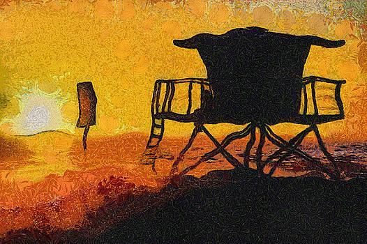 California Sunset by Ferran Badia