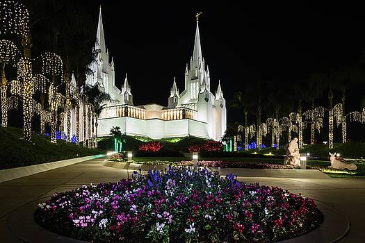 Robert VanDerWal - California Temple