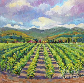 California Winery by Jennifer Beaudet