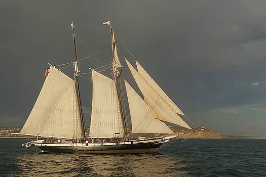 Cliff Wassmann - Californian off the Dana Point Headlands