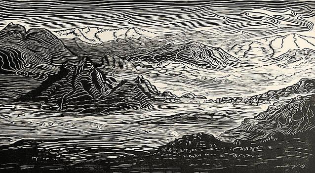 Maria Arango Diener - Call of the Desert