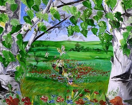 Call of the Homeland by Katerina Naumenko