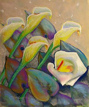 Calla Lily Design by Carole Haslock