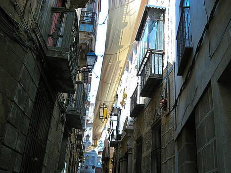 Calle de Toledo by Sara Kennedy