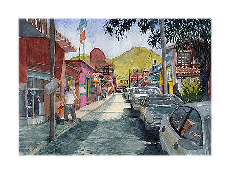 Calle Turistica MX by Dick Dee