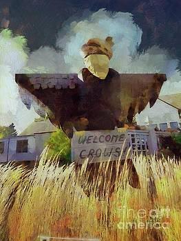 Calling All Crows by Putterhug Studio