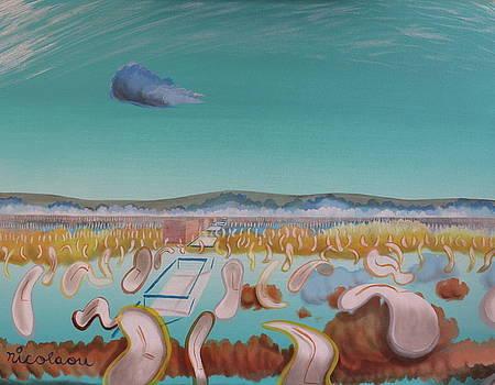 Calling Dali by Michael Steven Nicolaou