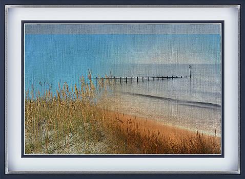 Calm Dawn Tide Montage by Clive Littin