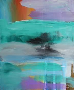 Calm depth by Bob Hasbrook
