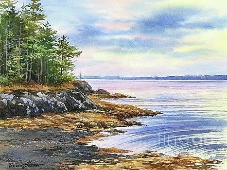 Calm Eve at Madeline Point by Varvara Harmon