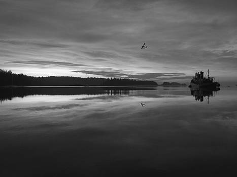 Calm Morning  by Mark Alan Perry