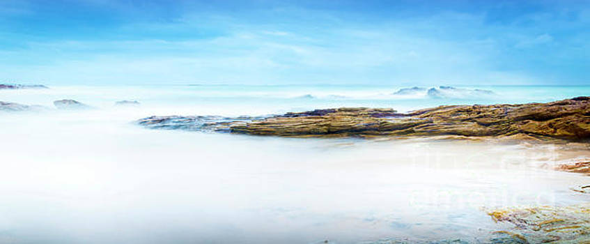 Tim Hester - Calm Ocean Landscape