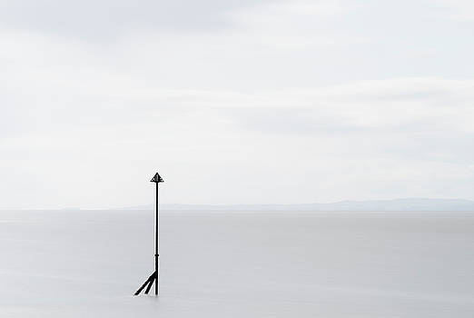 Calm Silloth Day by David Taylor