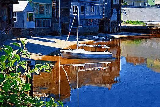 Calm Summer Morning by John Ellis