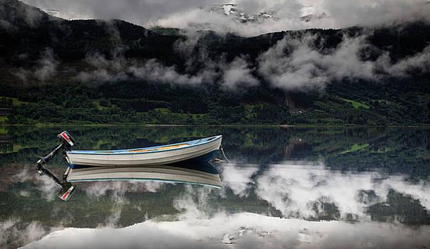 Calm Water by Nigel Jones