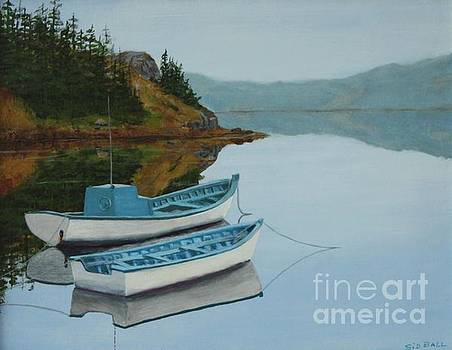 Calm Water by Sid Ball
