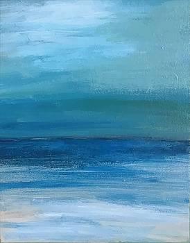 Calm Waters Art by Brenda Boss by Brenda Boss