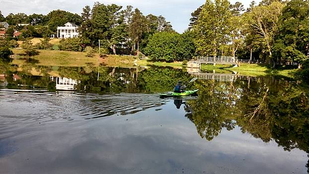 Allen Nice-Webb - Calm Waters Kayak