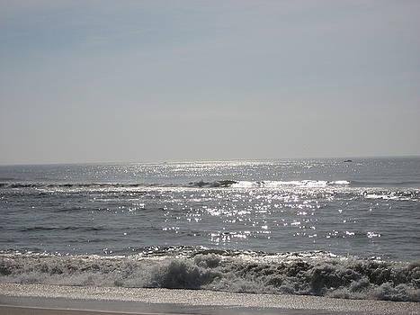 Calming Waves by Jennifer  Sweet