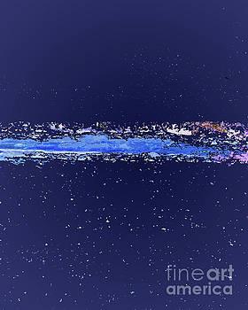 Calmly Cruising Through the Universe by Hilton McLaurin